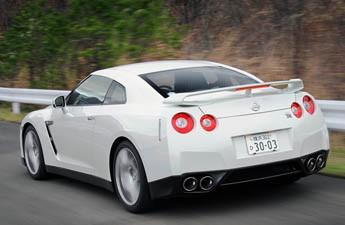 Nissan GT-R  Black Edition nuevo