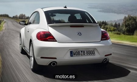 Volkswagen Beetle  Design 1.6 TDI 105cv nuevo