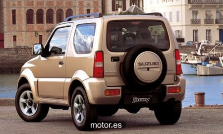 Suzuki Jimny  1.3L JLX nuevo