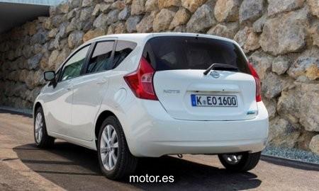 Nissan Note  1.2G 80cv Tekna Sport nuevo