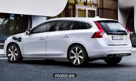 Volvo V60  D6 Híbrido AWD Aut. nuevo