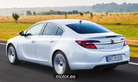 Opel Insignia  2.0CDTI ecoFLEX 120 Start&Stop Expression nuevo