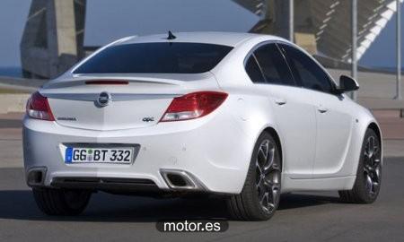 Opel Insignia  Sedán 2.8 V6 325 Turbo OPC Aut. nuevo