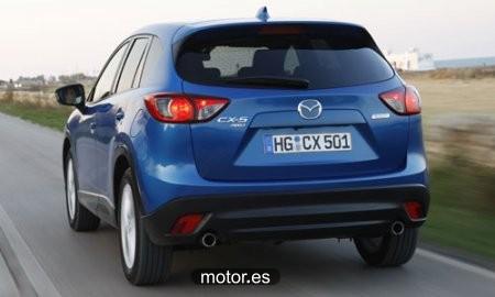 Mazda CX-5  2.0 Style + Navegador 2WD nuevo