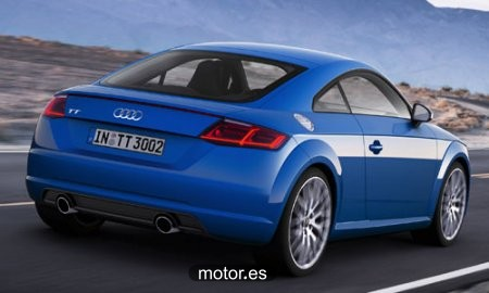 Audi TT  Coupé 2.0 TDI 184cv nuevo