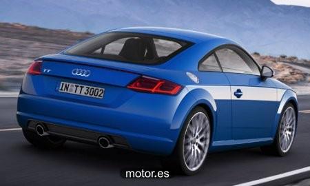 Audi TT  Coupé 2.0 TFSI 230cv quattro S tronic nuevo