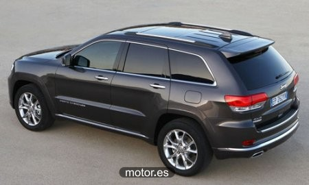 Jeep Grand Cherokee  3.0 CRD 190 Limited nuevo