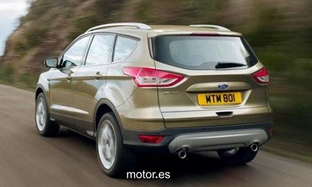 Ford Kuga  2.0TDCi Titanium S 4x2 150 5 puertas nuevo