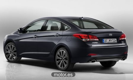 Hyundai i40  1.7CRDI BD 141 Tecno nuevo