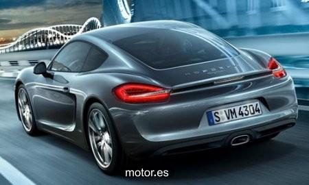 Porsche Cayman  nuevo