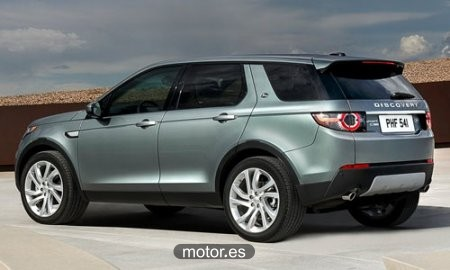 Land Rover Discovery Sport  2.0TD4 Pure 150 5 puertas nuevo