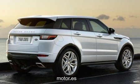 Land Rover Range Rover Evoque Evoque 2.0eD4 Pure 4x2 5 puertas nuevo