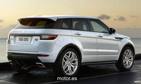 Land Rover Range Rover Evoque Evoque 2.0TD4 Pure 4x4 150 5 puertas nuevo