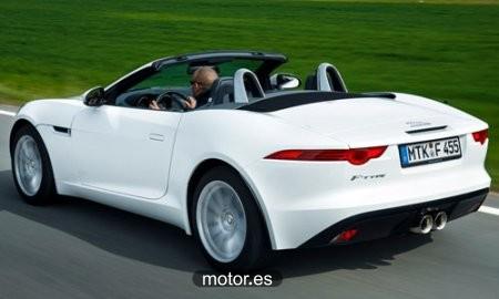 Jaguar F-Type  Convertible 3.0 V6 British Design RWD Aut. 380 2 puertas nuevo