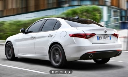 Alfa Romeo Giulia  2.2 Diesel 136 4 puertas nuevo