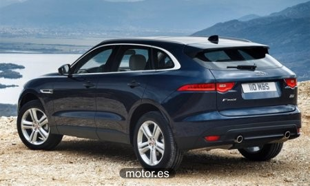 Jaguar F-Pace  2.0i4D Pure RWD 5 puertas nuevo