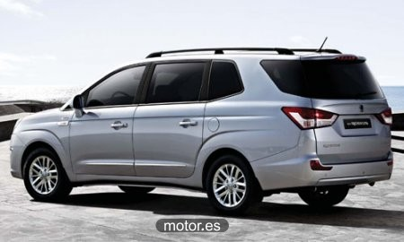 SsangYong Rodius  D22T Limited Aut. AWD 5 puertas nuevo