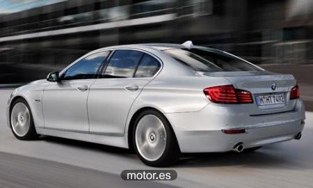 BMW Serie 5 520d (4.75) 4 puertas nuevo