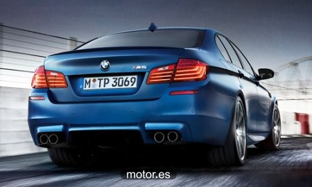 BMW Serie 5 M5 4 puertas nuevo