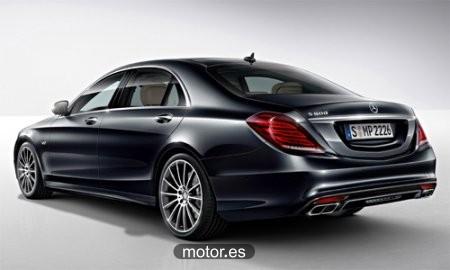 Mercedes Clase S S 500 e Largo 4 puertas nuevo