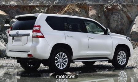 Toyota Land Cruiser  D-4D Limited Aut. 5 puertas nuevo