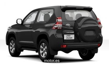 Toyota Land Cruiser  D-4D VX Aut. 3 puertas nuevo
