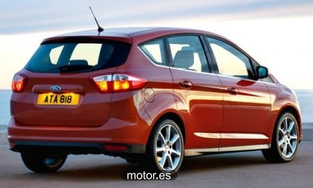 Ford C-Max  1.0 Ecoboost Auto-S&S Trend+ 125 5 puertas nuevo