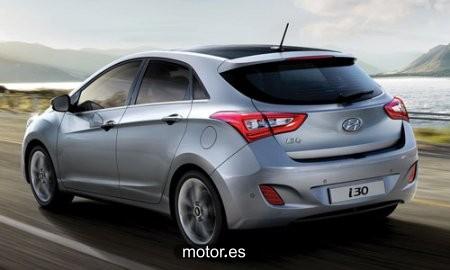 Hyundai i30  1.6CRDi Blued Klass 110 nuevo