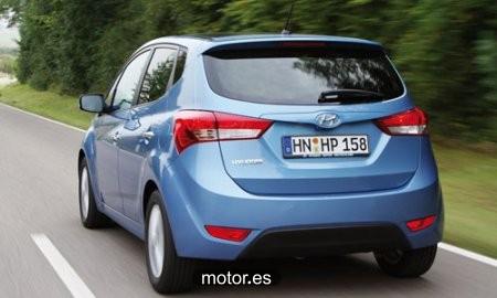 Hyundai ix20  1.6 MPI BD Tecno Aut. 126 nuevo