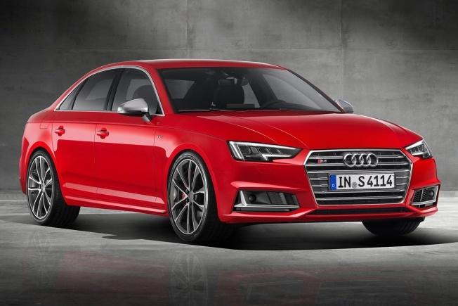 Audi S4 Berlina