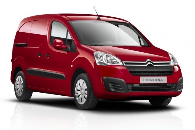 Citroën Berlingo Furgón