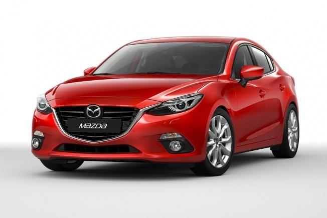 Mazda Mazda3 SportSedán