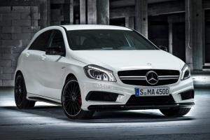 Mercedes Clase A AMG