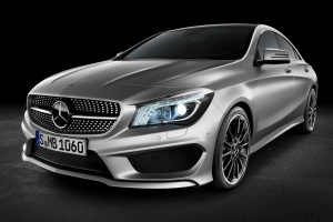 Mercedes Clase CLA Coupe