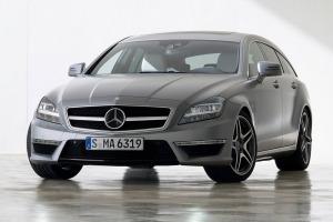 Mercedes Clase CLS Shooting Brake AMG