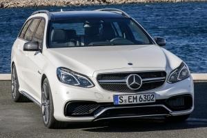 Mercedes Clase E Estate AMG