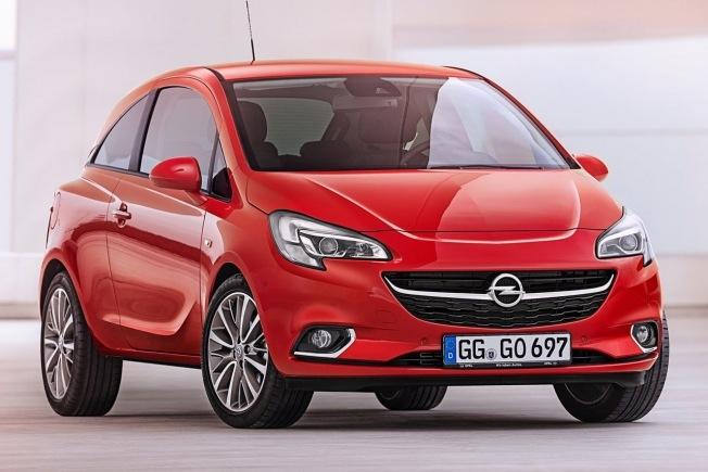 Opel Corsa 3P
