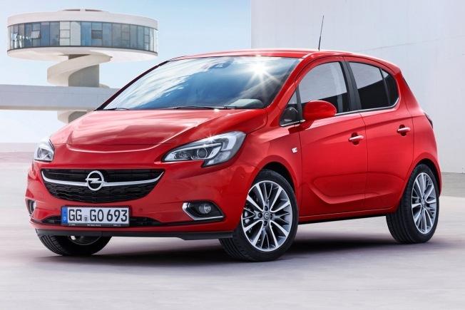 Opel Corsa 5P
