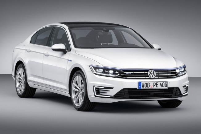 Volkswagen Passat GTE Berlina