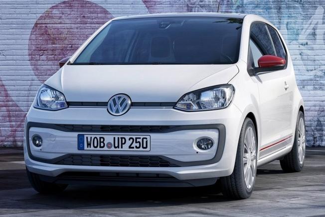 Volkswagen Up! 3P