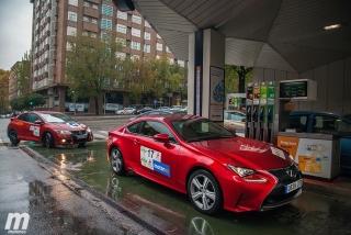 III Eco Rally Autobild & Lexus RC 300h - Foto 1