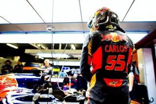 F1 2016: Carlos Sainz - Foto 2