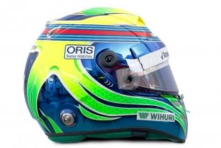 F1 2016: Los cascos