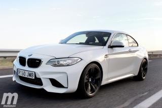 Fotos prueba BMW M2 Coupé - Foto 1