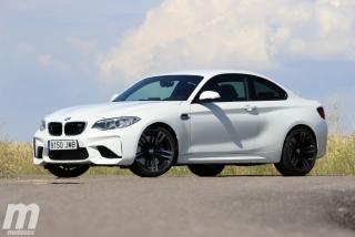 Fotos prueba BMW M2 Coupé - Foto 2