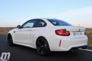 Fotos prueba BMW M2 Coupé - Foto 4