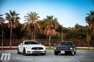 Fotos Ford Mustang Ecoboost vs Mustang clásico - Foto 6