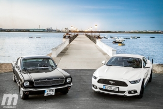 Fotos Ford Mustang Ecoboost vs Mustang clásico - Foto 3
