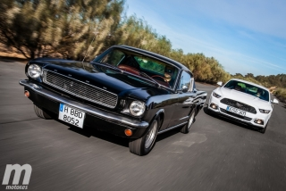 Fotos Ford Mustang Ecoboost vs Mustang clásico - Foto 4