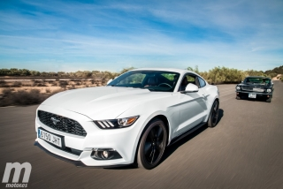 Fotos Ford Mustang Ecoboost vs Mustang clásico - Foto 5